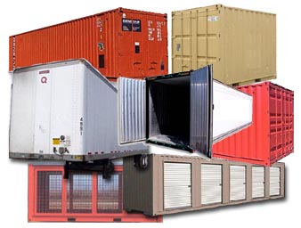 Storage Containeres Mobile AL Southern Truck Equipment
